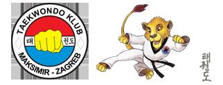 Taekwondo klub Maksimir - logo